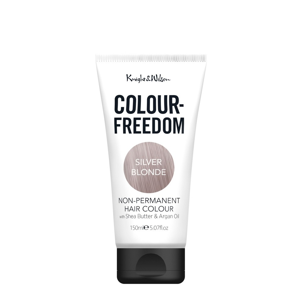 Image of Knight & Wilson Color Freedom Non-Permanent Hair Color - Silver Blonde - 4.7 fl oz