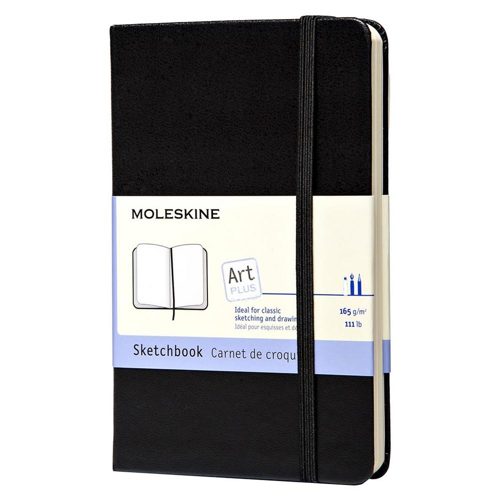 "Image of ""Blank Journal 3.5""""x 5.5"""" Black - Moleskine"""