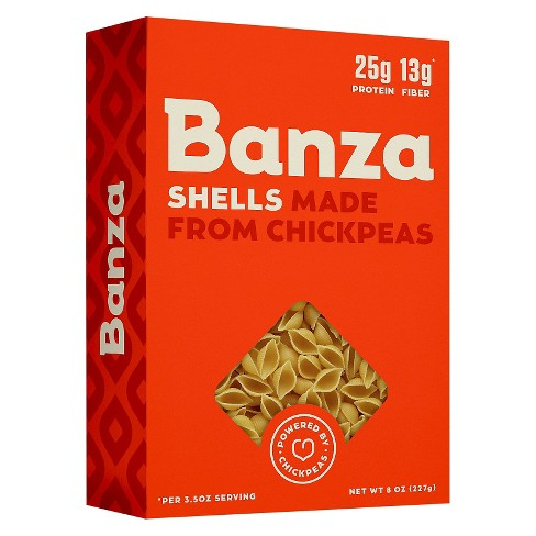 Banza® Shells made from Chickpeas - 8oz - image 1 of 1