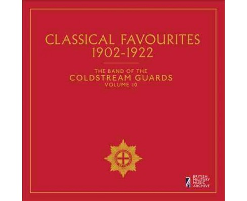 Band Of The Coldstre - Band Of The Coldstream Guards:Vol 10 (CD) - image 1 of 1
