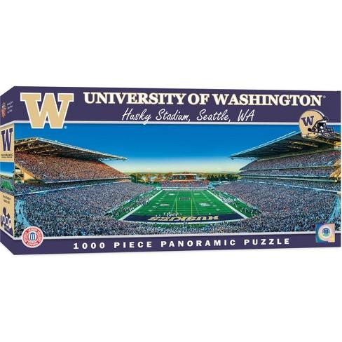 NCAA Washington Huskies Pano Puzzle 1000pc - image 1 of 2