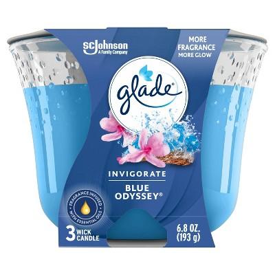 Glade Blue Odyssey Candle - 6.8oz
