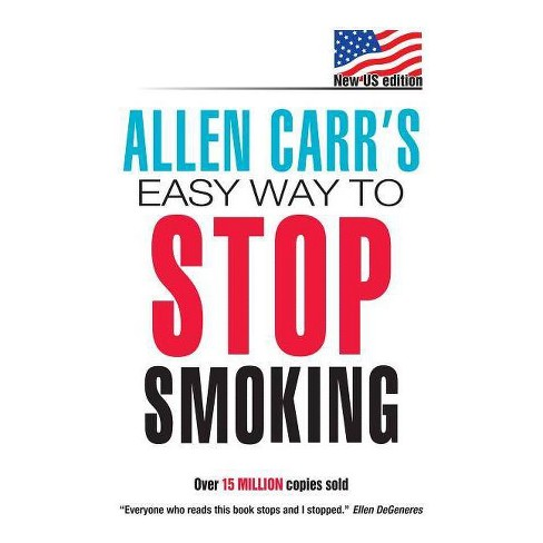 Allen Carr's Easy Way to Stop Smoking - (Paperback) - image 1 of 1