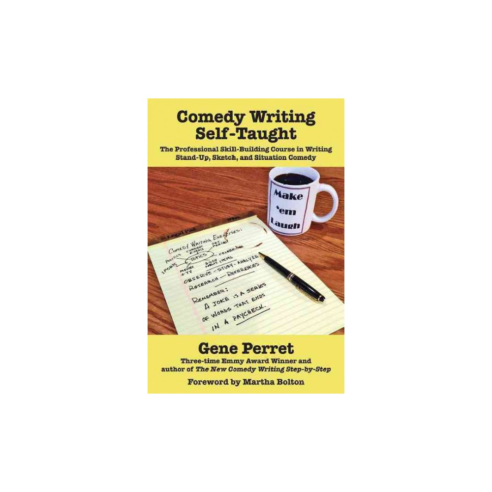 Comedy Writing Self-taught (Paperback)