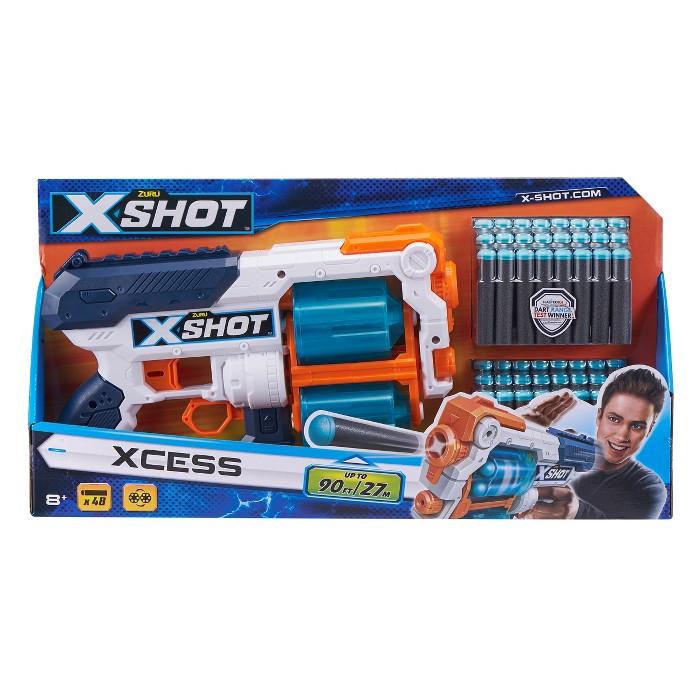 Zuru X-Shot Excel Xcess TK-12 Blaster - image 1 of 1