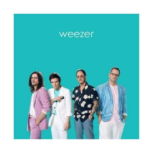 Weezer - Weezer (Teal) (Vinyl) - image 1 of 1