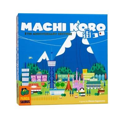 Pandasaurus Machi Koro Family Card Game 5th Anniversary Edition