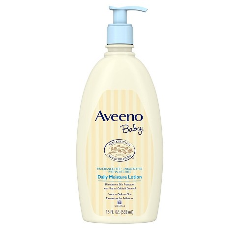 Aveeno Baby Daily Moisture Lotion - 18oz - image 1 of 10