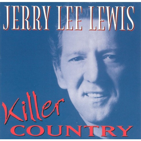 Jerry Lee Lewis - Killer Country (CD) - image 1 of 2