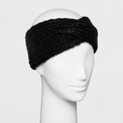0e1d636b6fa Women s Knit Crossover Headband - A New Day™   Target