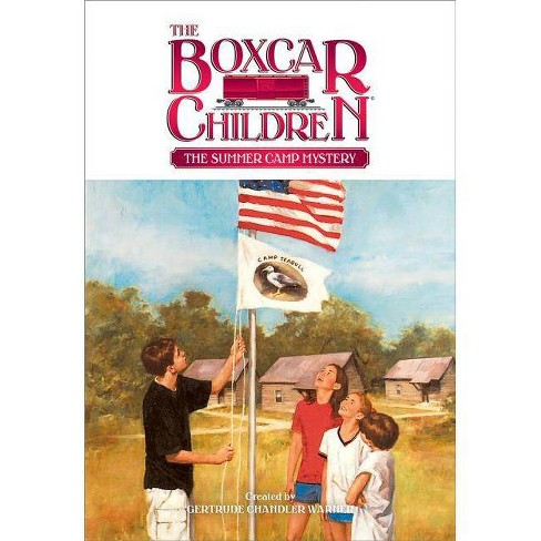 The Summer Camp Mystery - (Boxcar Children Mysteries) (Paperback) - image 1 of 1