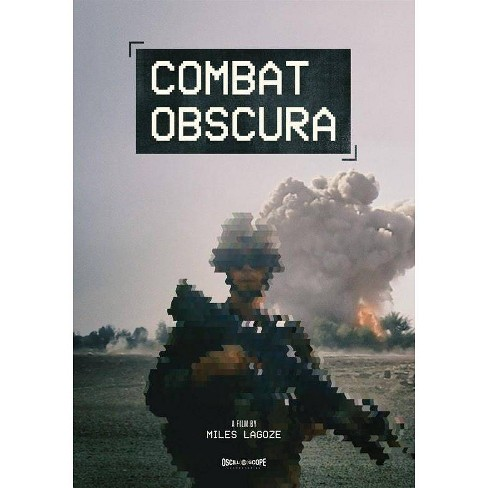 Combat Obscura (DVD) - image 1 of 1