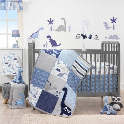 Bedtime Originals Roar Baby Crib Bedding Set - 6pc