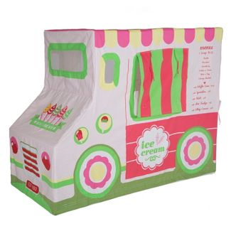 """Pacific Play Tents Ice Cream Truck Play Tent 50"""" x 26"""""""