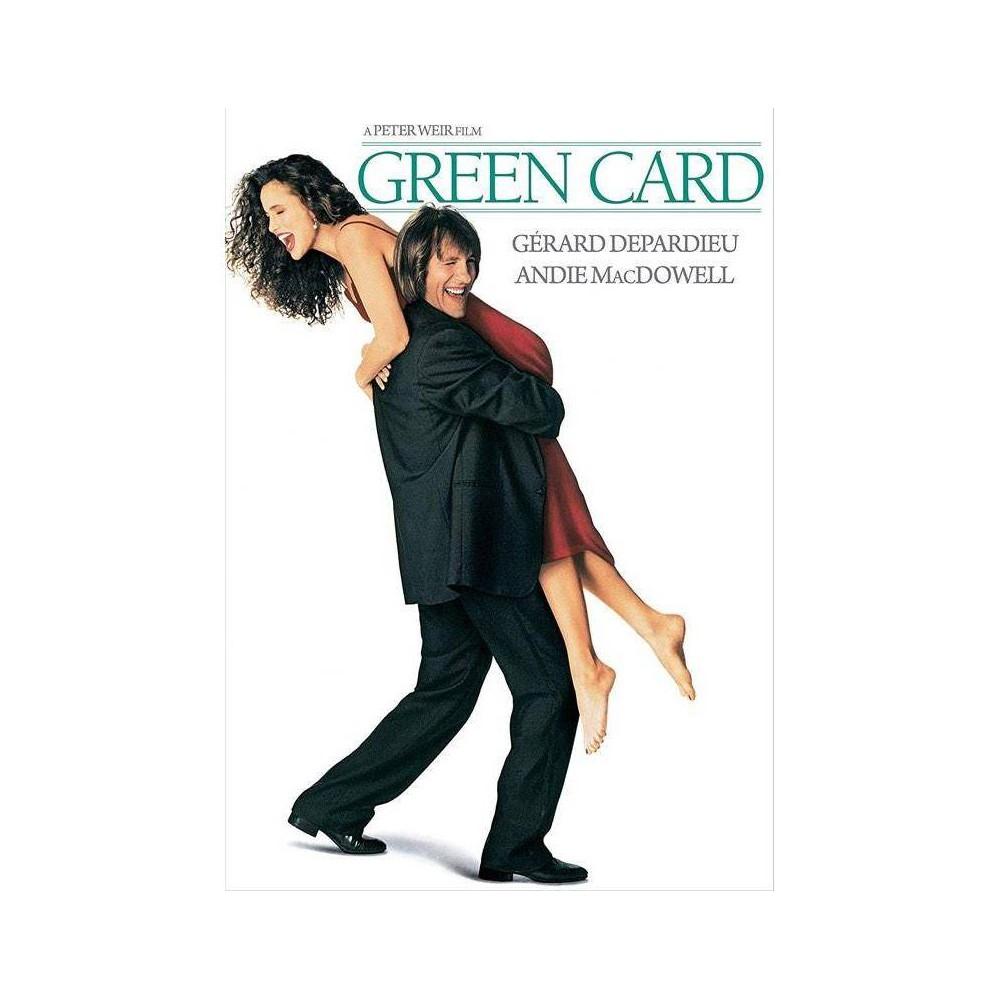 Green Card Dvd 2019