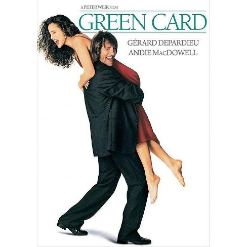 Green Card (DVD) - image 1 of 1