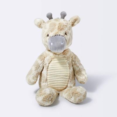 Plush Giraffe Stuffed Animal - Cloud Island™ Tan
