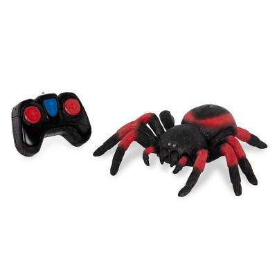 Terra by Battat – Remote Control Infrared  Light-Up Spider – Tarantula
