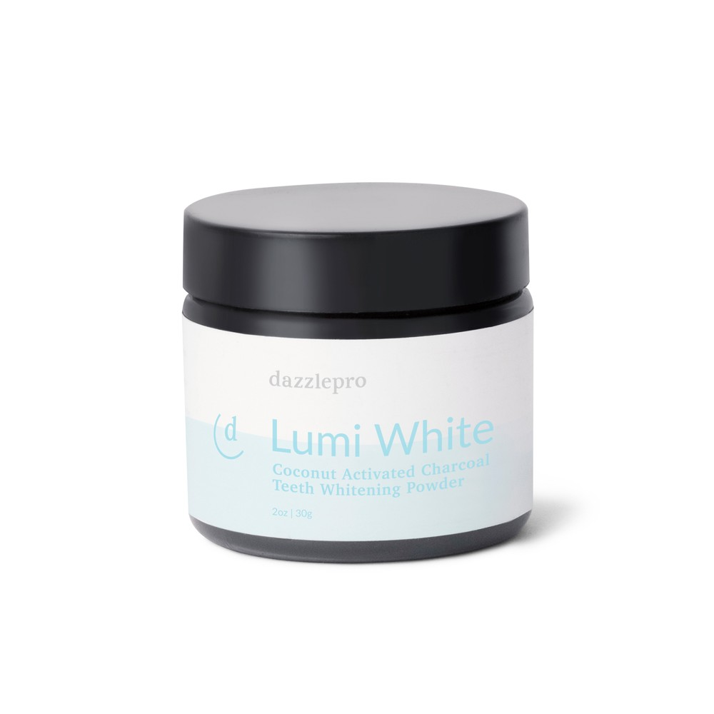 Image of Dazzlepro Lumi White | Activated Charcoal Teeth Whitening Powder - 2oz