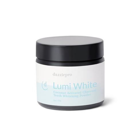 Dazzlepro Lumi White   Activated Charcoal Teeth Whitening Powder - 2oz - image 1 of 3