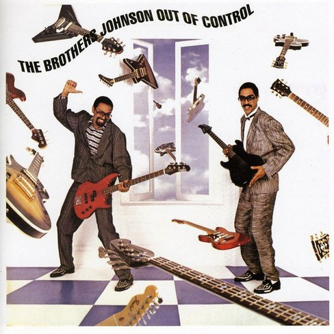 Brothers Johnson - Out Of Control (CD) - image 1 of 1