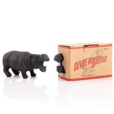 Hippo Print Bottle Opener