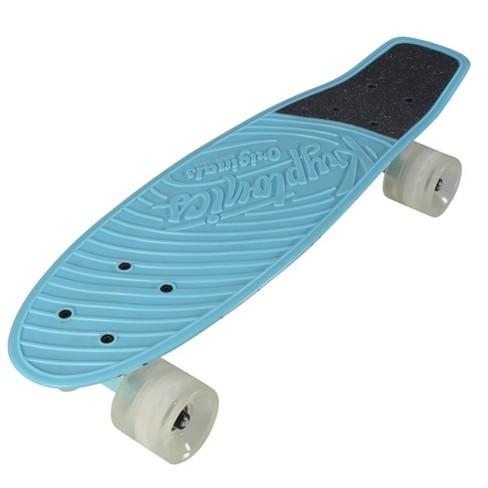 "Kryptonics 22.5"" Originals Sky Cats Skateboard - Blue - image 1 of 4"