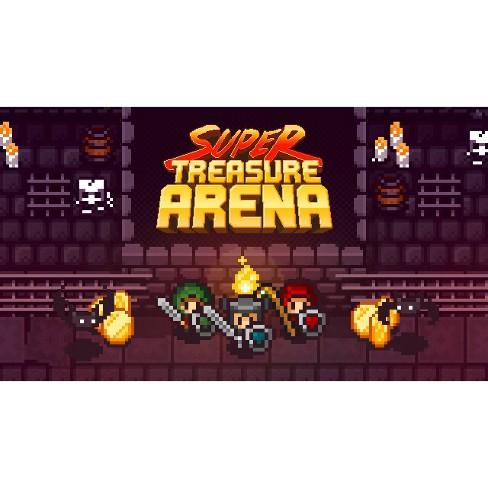 Super Treasure Arena - Nintendo Switch (Digital) - image 1 of 4