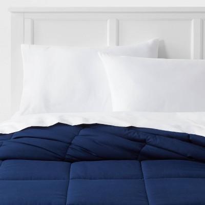 Down Alternative Washed Microfiber Comforter - Room Essentials™