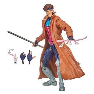 "Hasbro Marvel Legends 6"" Retro Collection Gambit Figure"