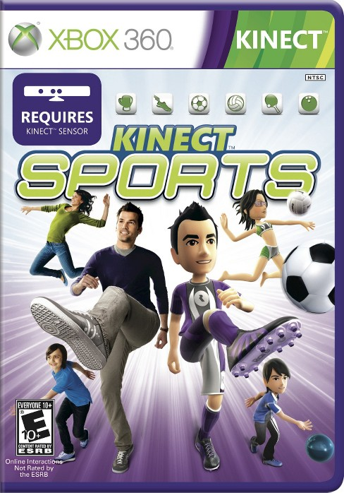 Kinect Sports Xbox 360 - image 1 of 1