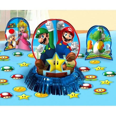 Amscan Super Mario Bros. Table Decorating Kit - image 1 of 1
