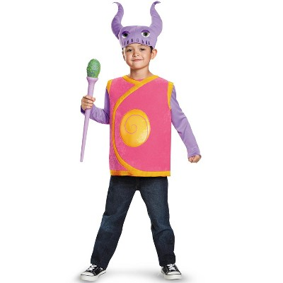 Home Home Movie Captain Smek Deluxe Child Costume