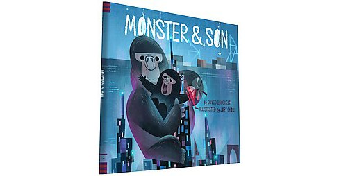 Monster & Son (School And Library) (David  Larochelle) - image 1 of 1
