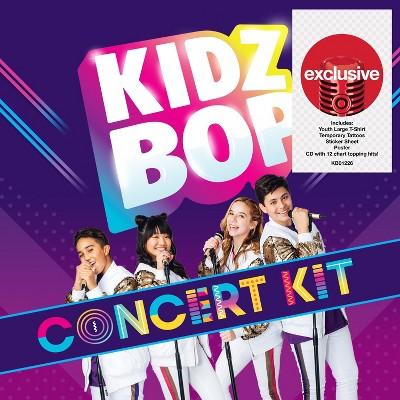 KIDZ BOP Kids - KIDZ BOP Concert Kit! (Target Exclusive, CD)