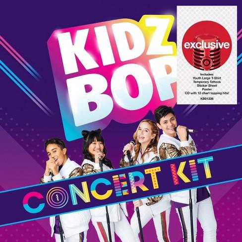 Kidz Bop Christmas 2020 3 Hours KIDZ BOP Kids   KIDZ BOP Concert Kit! (Target Exclusive, CD) : Target