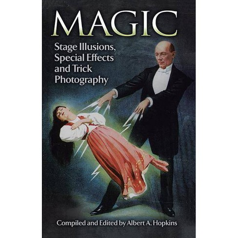 Magic - (Dover Magic Books) by  Albert A Hopkins (Paperback) - image 1 of 1