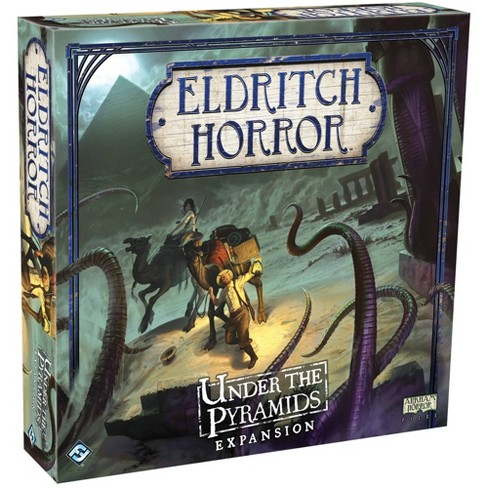 Fantasy Flight Games Eldritch Horror: Under the Pyramids Expansion - image 1 of 4