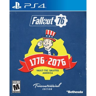 Fallout 76: Tricentennial Edition - PlayStation 4