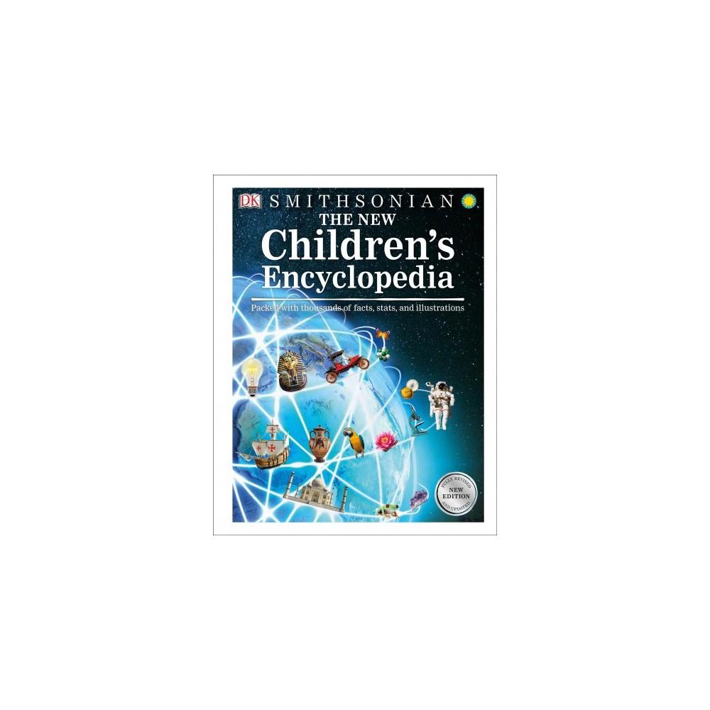 New Children's Encyclopedia - (Smithsonian Visual Encyclopedia) (Hardcover)
