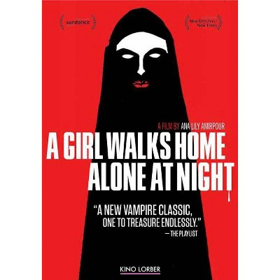 A Girl Walks Home Alone at Night (DVD)(2015)