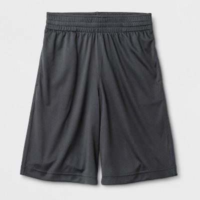 Boys' Pull-On Active Shorts - Cat & Jack™ Gray