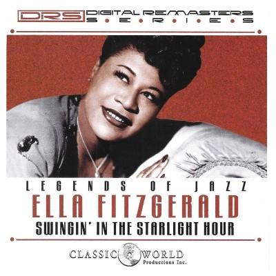 Fitzgerald Ella - Legends Of Jazz: Swingin' In The Starlight Hour (CD)