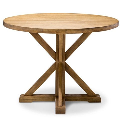 Harvester 42 Round Dining Table Acorn Beekman 1802 Farmhouse