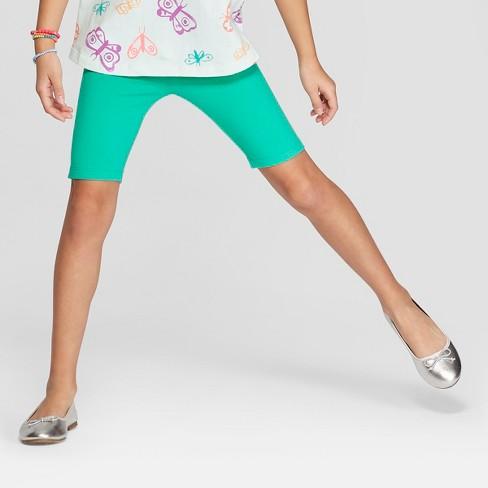 Girls' Bike Shorts - Cat & Jack™ - image 1 of 3