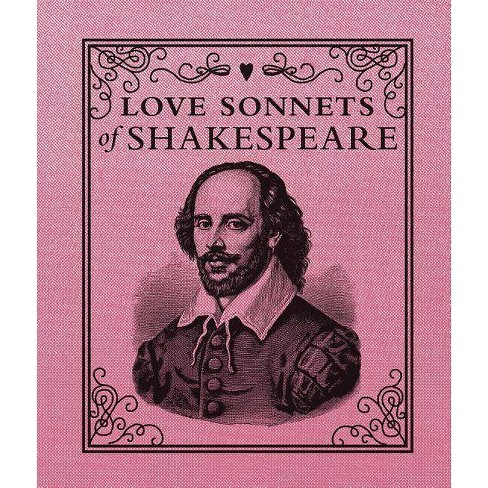 Love Sonnets of Shakespeare - (Rp Minis) by  William Shakespeare (Hardcover) - image 1 of 1