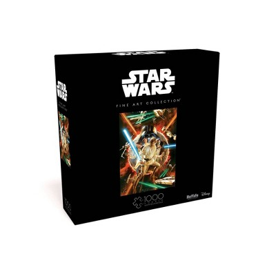 Buffalo Games Star Wars Fine Art Collection: Comic Variant Cover Jigsaw Puzzle - 1000pc