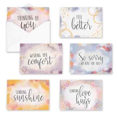 Warm Wishes Sunshine Greeting Card
