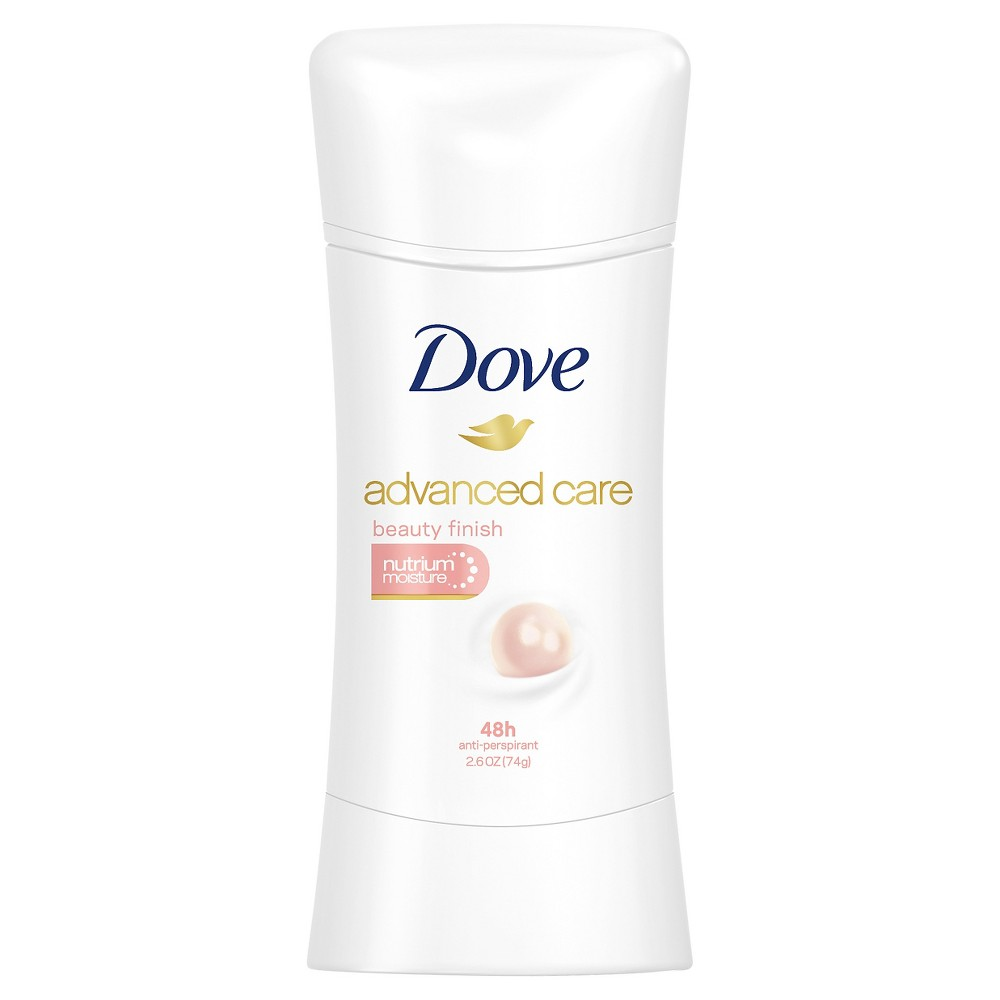 Dove Advanced Care Beauty Finish Antiperspirant Deodorant - 2.6oz