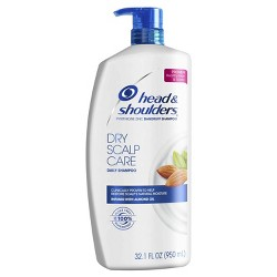Head & Shoulders Dry Scalp Care Dandruff Shampoo with Almond Oil